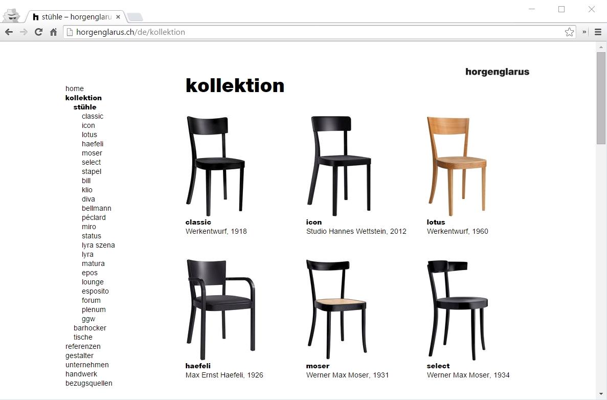 bernardini schnyder website f r horgenglarus seilers. Black Bedroom Furniture Sets. Home Design Ideas