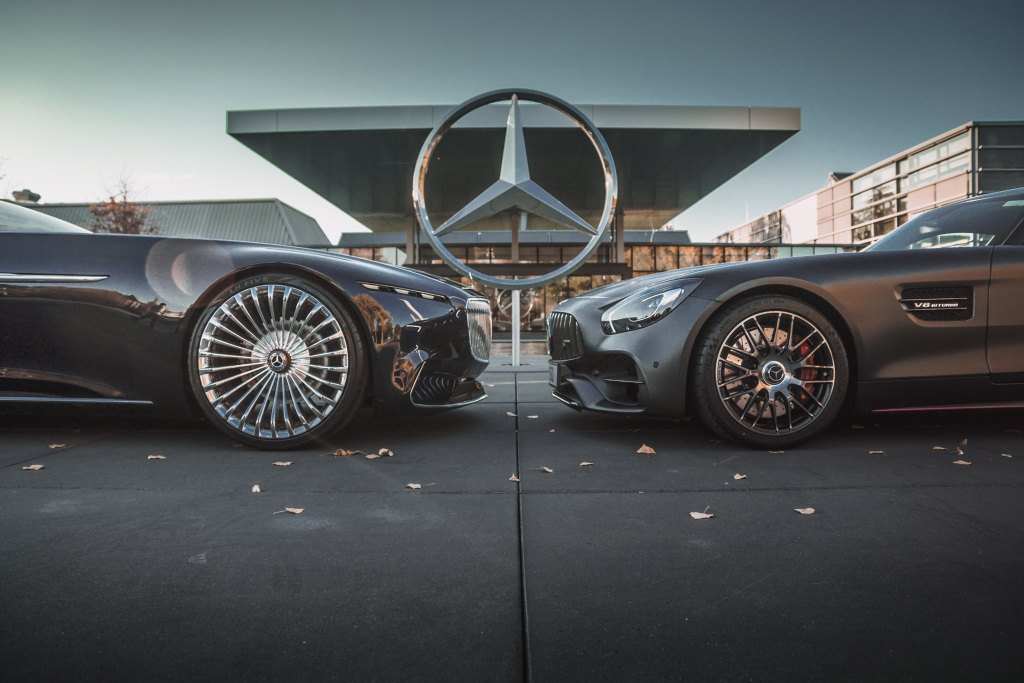 Instagram Mercedes Benz